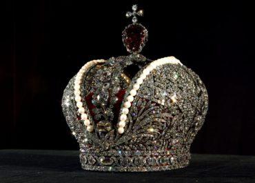 Большая императорская корона России